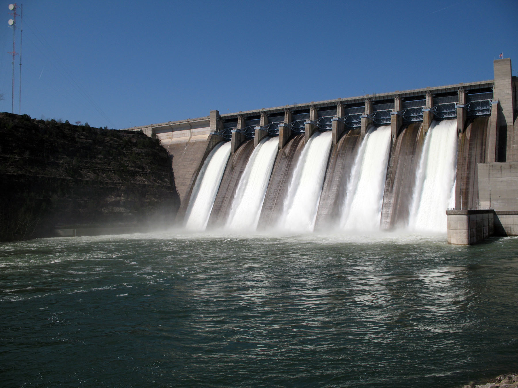 Is Hydro Electricity A Natural Resource