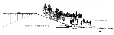 dam section
