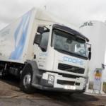 Zero-emissions refrigeration transport